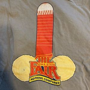 Iowa State Fair t shirt XL